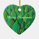 Ornamento de CannaGreenTree por el ©TeddyArt Adornos De Navidad