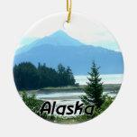 Ornamento de cerámica del navidad de Alaska Ornaments Para Arbol De Navidad