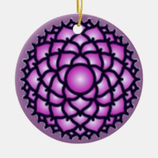 Ornamento de Chakra de la corona Adornos