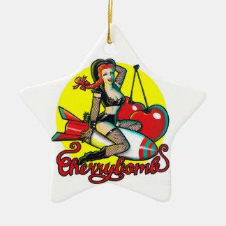 Ornamento de Cherrybomb Ornamentos De Reyes Magos