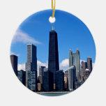 Ornamento de Chicago Adornos