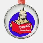 Ornamento de ComicsDC Adorno De Navidad