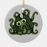 Ornamento de Cthulhu Ornamente De Reyes