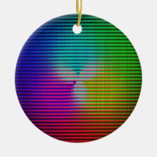 Ornamento de DiscoTech 5 Adorno De Navidad