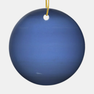 Ornamento de doble cara de Neptuno Ornamentos De Navidad