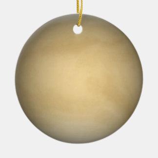 Ornamento de doble cara de Venus Adorno Para Reyes