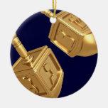Ornamento de Dreidels Adorno De Navidad
