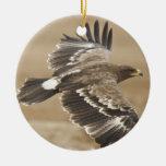 Ornamento de Eagle del vuelo Adorno Para Reyes
