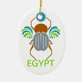 Ornamento de EGIPTO - personalizar Ornamento Para Arbol De Navidad
