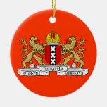 Ornamento de encargo del navidad de NETHERLANDS* Ornamento De Reyes Magos