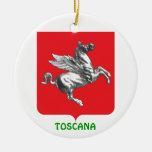 Ornamento de encargo del navidad de TOSCANA Ornamento De Reyes Magos