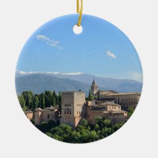 Ornamento de Granada, España Ornamento De Reyes Magos