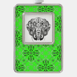 Ornamento de great dane adornos con foto