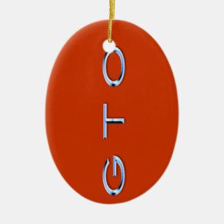 Ornamento de GTO Adornos
