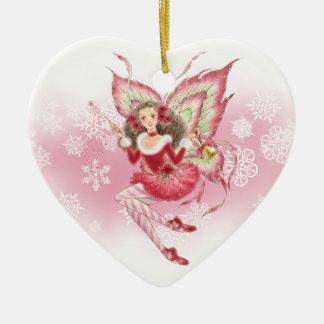Ornamento de hadas del día de fiesta del ballet -  adorno