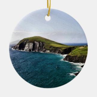 Ornamento de Irlanda de la península de la cañada Adornos De Navidad
