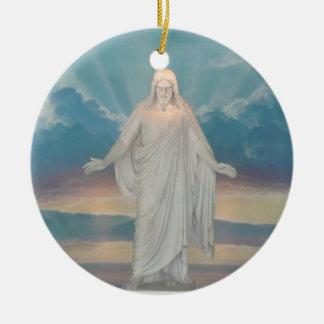 ORNAMENTO DE JESÚS ORNAMENTS PARA ARBOL DE NAVIDAD