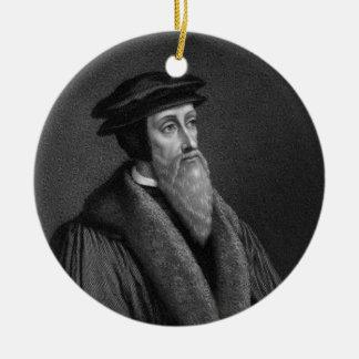 Ornamento de Juan Calvino Ornamento Para Reyes Magos
