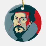 Ornamento de Juan Calvino Ornato
