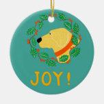 Ornamento de la alegría con Laboratorio-Stephen am Ornamentos De Reyes