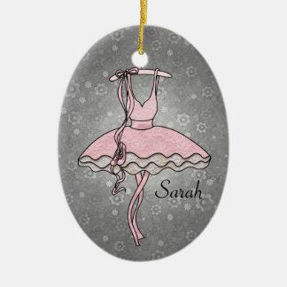 """""""Ornamento de la bailarina de Prima"""" Ornamentos De Navidad"""