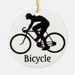 Ornamento de la bicicleta adornos