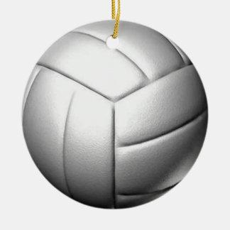 Ornamento de la bola del voleo adorno para reyes