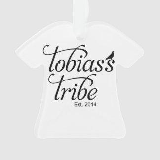 Ornamento de la camiseta de la tribu de Tobias