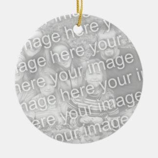 Ornamento de la casa de un amigo ornaments para arbol de navidad