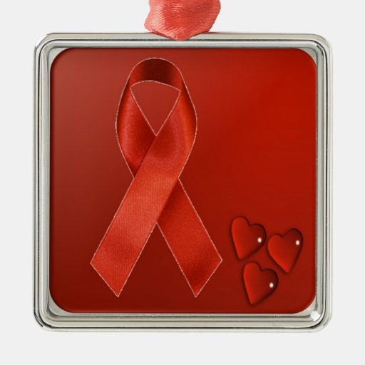 Ornamento de la cinta del SIDA Ornamentos De Reyes