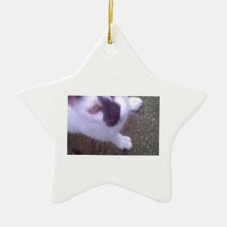 Ornamento de la estrella de DNatureofDTrain Tugger Ornamento Para Arbol De Navidad