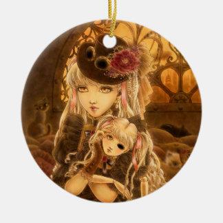 Ornamento de la fantasía de Steampunk Ornamentos Para Reyes Magos