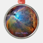 Ornamento de la galaxia del espacio de la nebulosa ornamento de navidad
