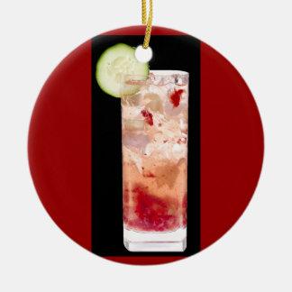 Ornamento de la granada ornaments para arbol de navidad