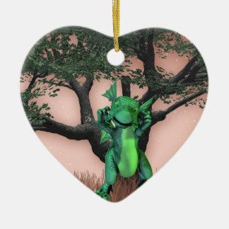 Ornamento de la guarida del dragón ornamente de reyes