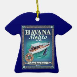 Ornamento de La Habana Mojito Adorno De Reyes