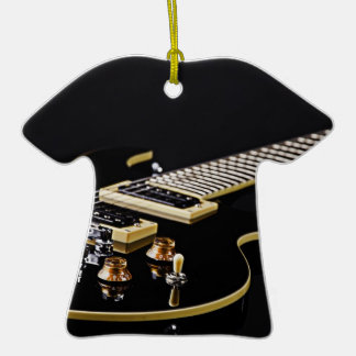 Ornamento de la imagen de la guitarra ornatos