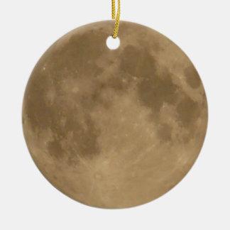 Ornamento de la luna ornamente de reyes