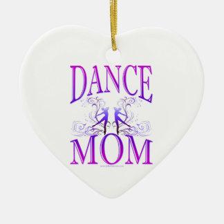 Ornamento de la mamá de la danza personalizable ornamentos de reyes magos