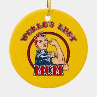 Ornamento de la mamá del remachador de Rosie el me Ornato