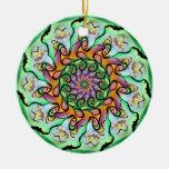 Ornamento de la mandala ornatos