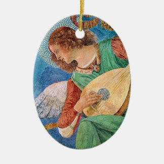 Ornamento de la música del ángel ornamente de reyes