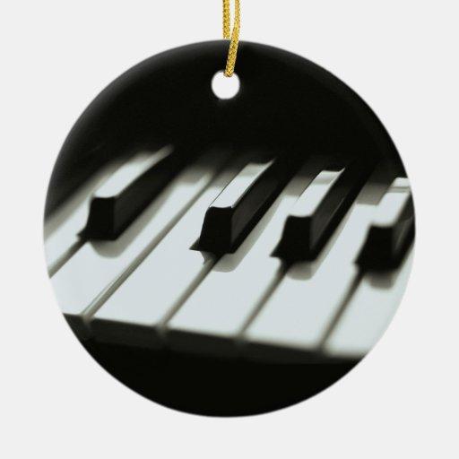 Ornamento de la música del piano de la fantasía ornatos
