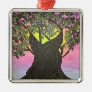 Ornamento de la ojeada ornamento para arbol de navidad
