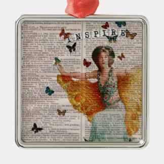 Ornamento de la página de Dictionay del bailarín d Adornos