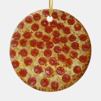 ornamento de la pizza ornamente de reyes