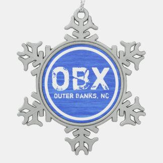 Ornamento de la playa de OBX Outer Banks Adornos