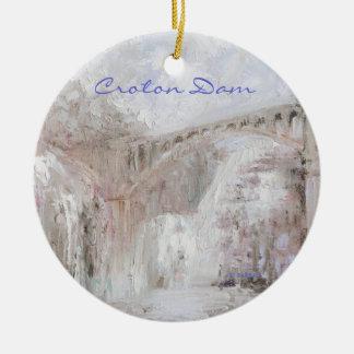 Ornamento de la presa del Croton Serie de Nueva Y Ornamente De Reyes
