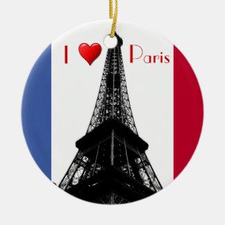 Ornamento de la torre Eiffel Ornato