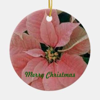 Ornamento de las Felices Navidad de GothicChicz Adornos